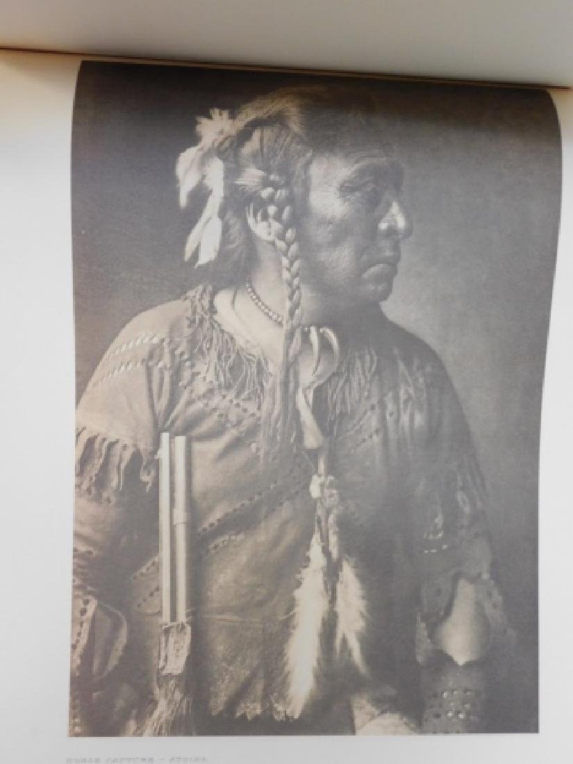 PORTRAITS FROM NORTH AMERICAN INDIAN LIFE - 9