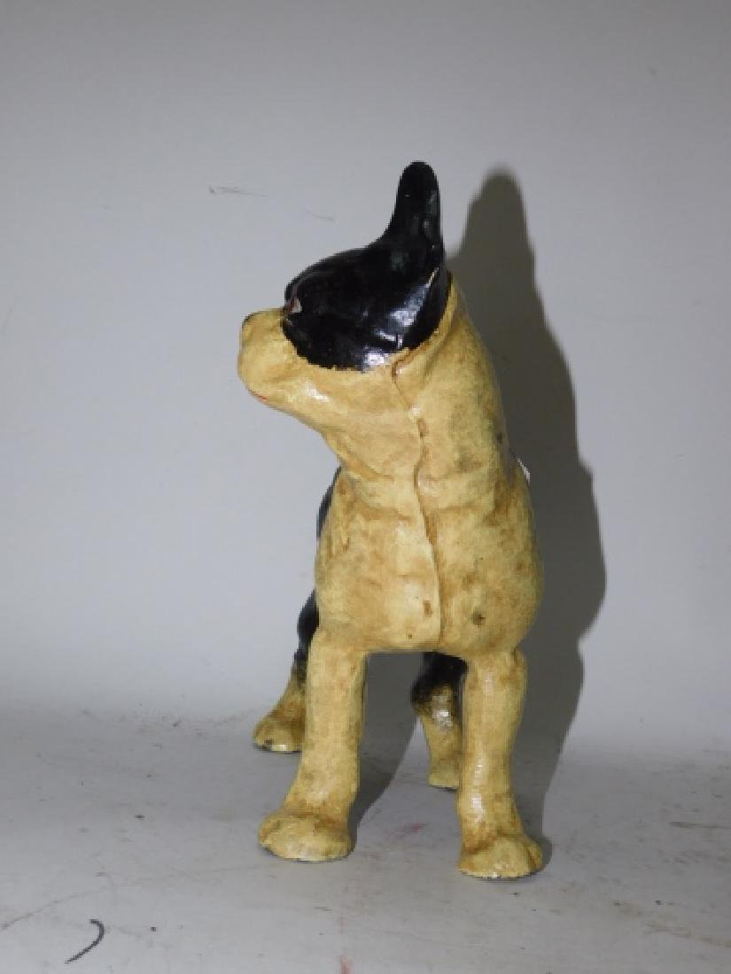 CAST IRON DOG - 4