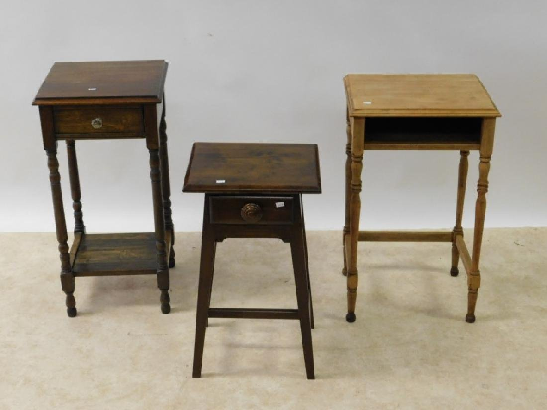 THREE END TABLES - 2