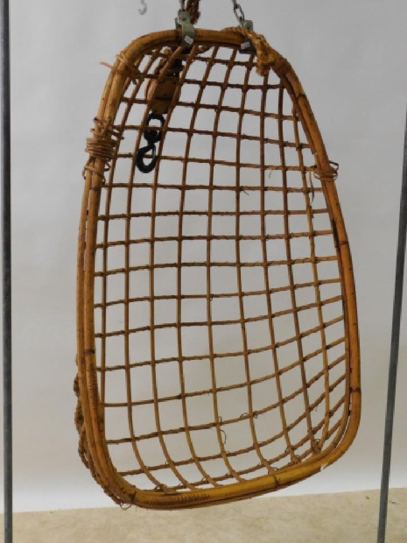 RATTAN HANGING CHAIR