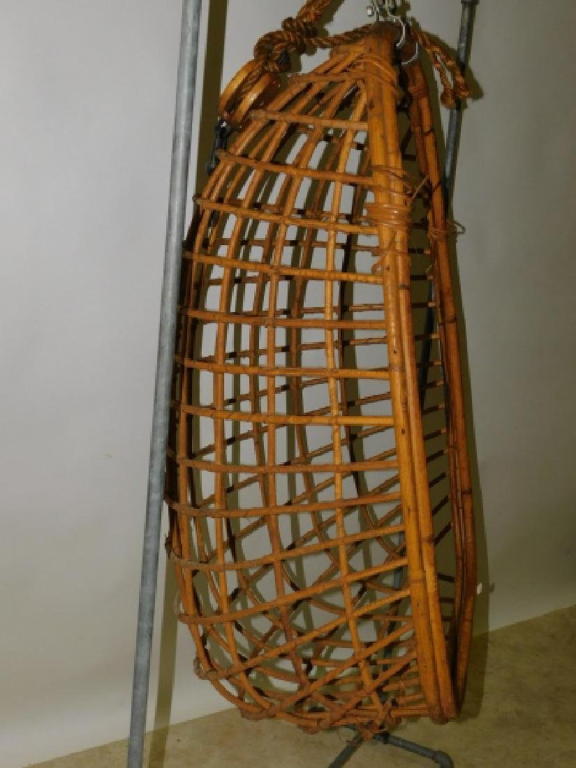 RATTAN HANGING CHAIR - 2