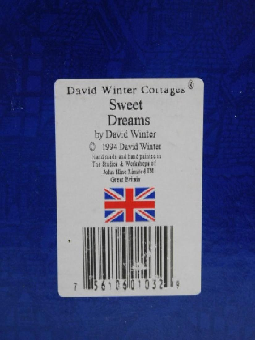 6 PIECE DAVID WINTER COLLECTION - 2