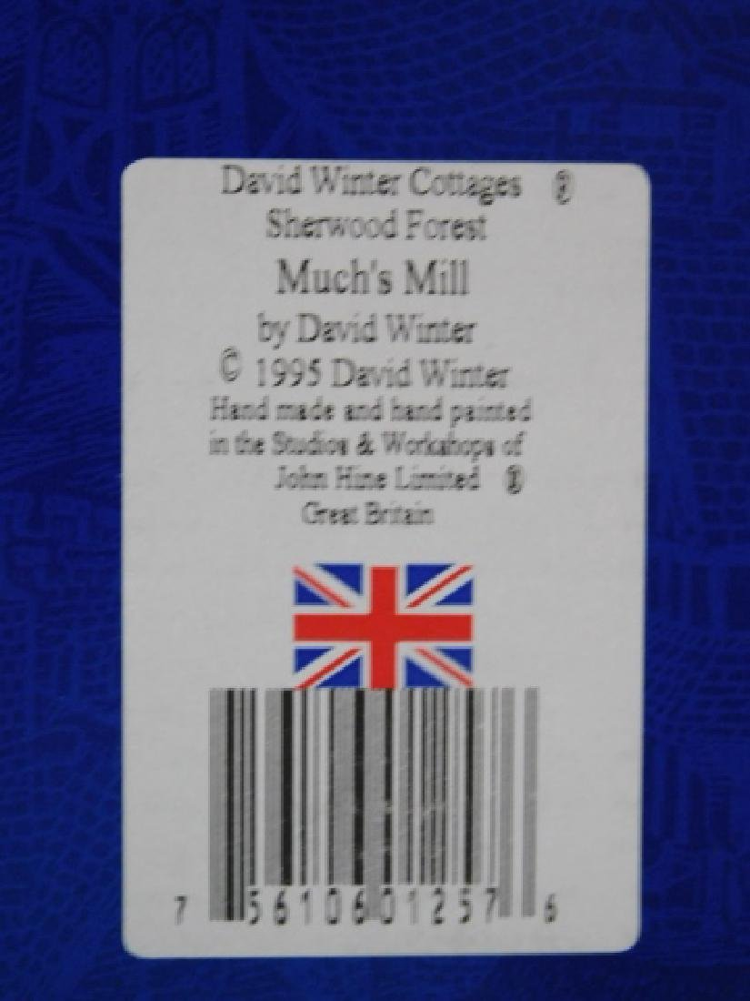6 PIECE DAVID WINTER COLLECTION - 3