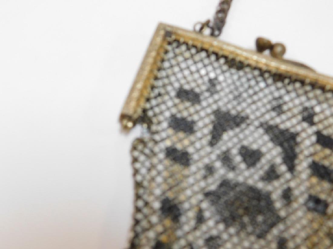 COMPACT WITH VICTORIAN METAL MESH PURSES - 4