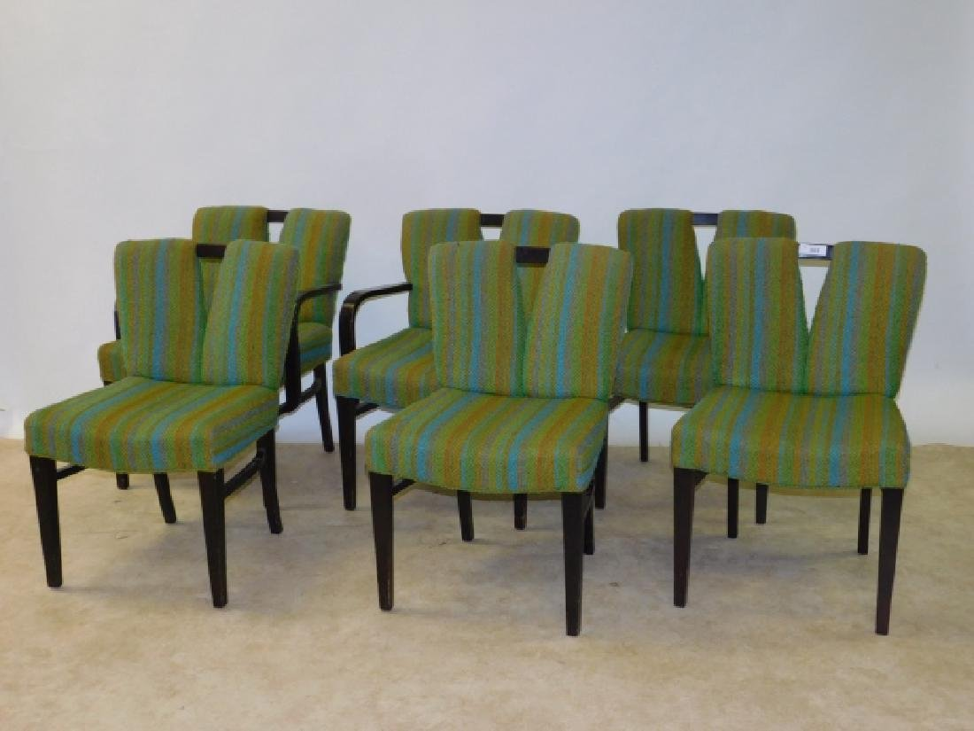 SET OF 6 BAKER CHAIRS