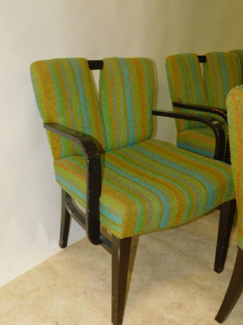 SET OF 6 BAKER CHAIRS - 2