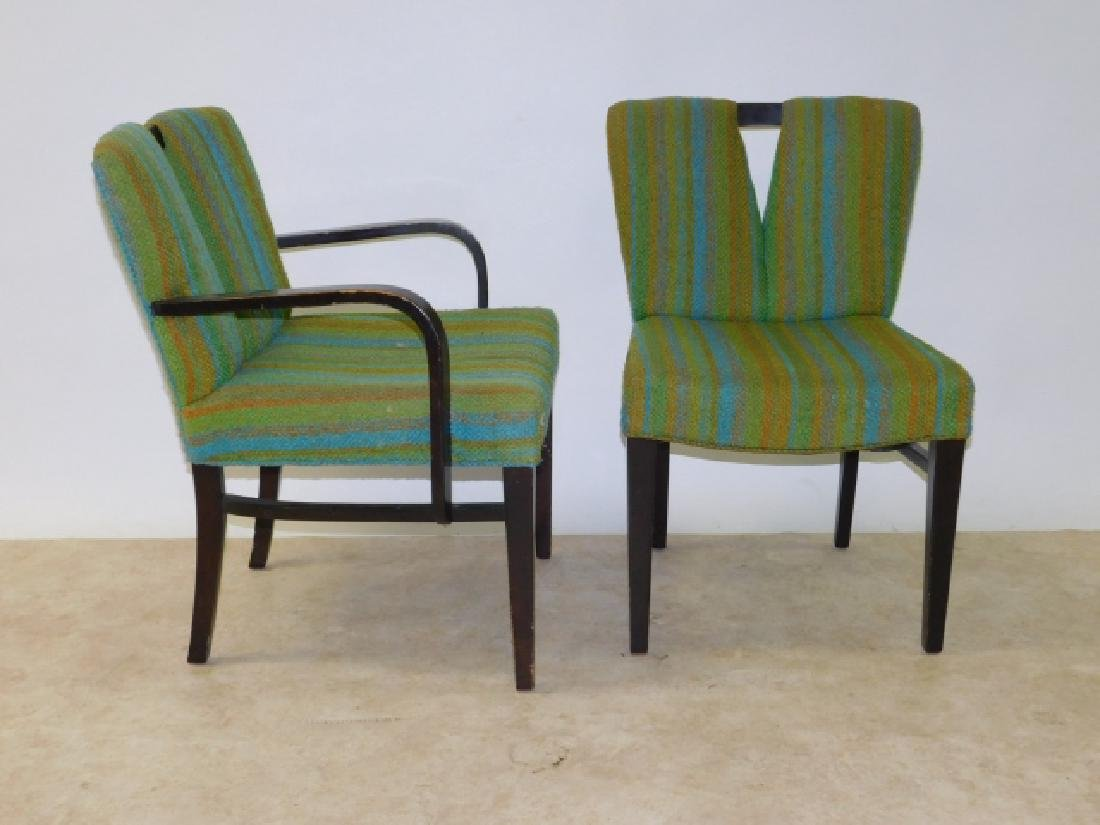 SET OF 6 BAKER CHAIRS - 3