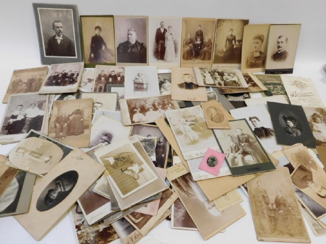 LARGE LOT OF OLD PHOTOS