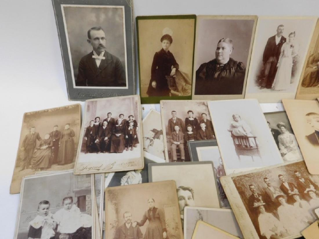 LARGE LOT OF OLD PHOTOS - 2
