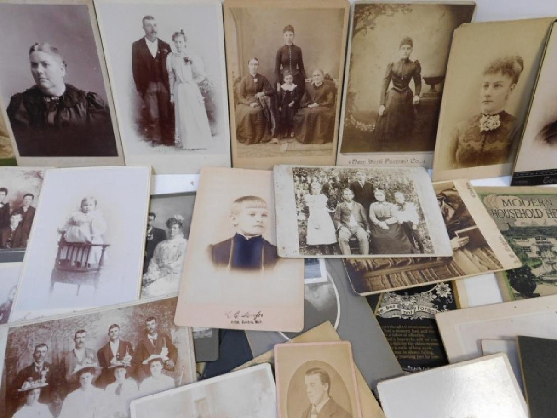 LARGE LOT OF OLD PHOTOS - 3