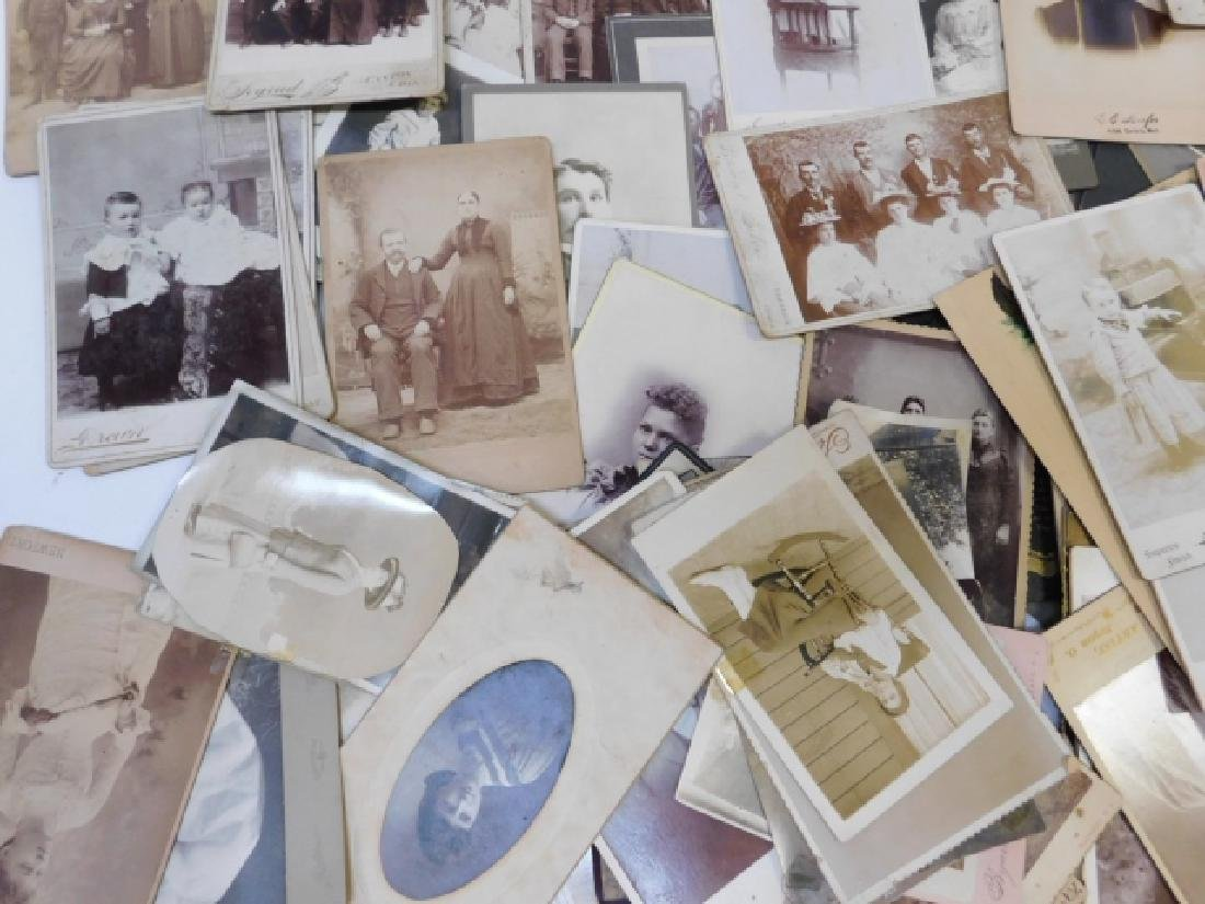 LARGE LOT OF OLD PHOTOS - 5
