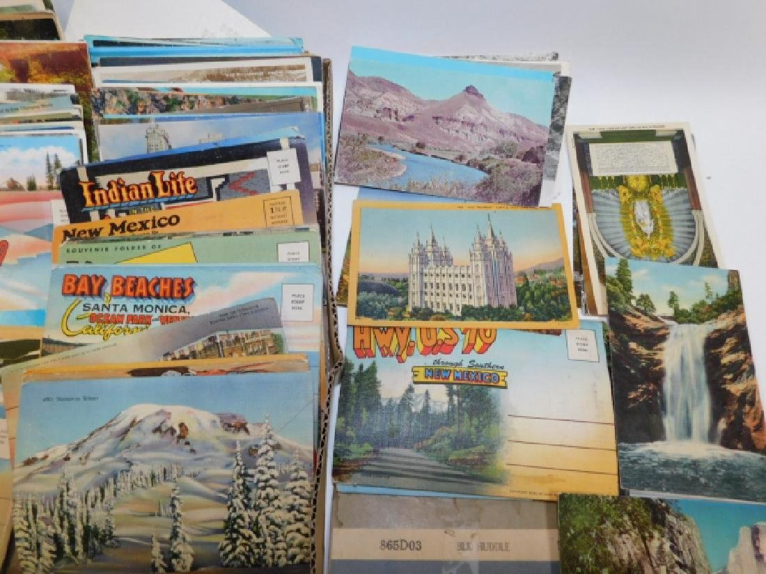 LARGE LOT OF POSTCARDS - 2