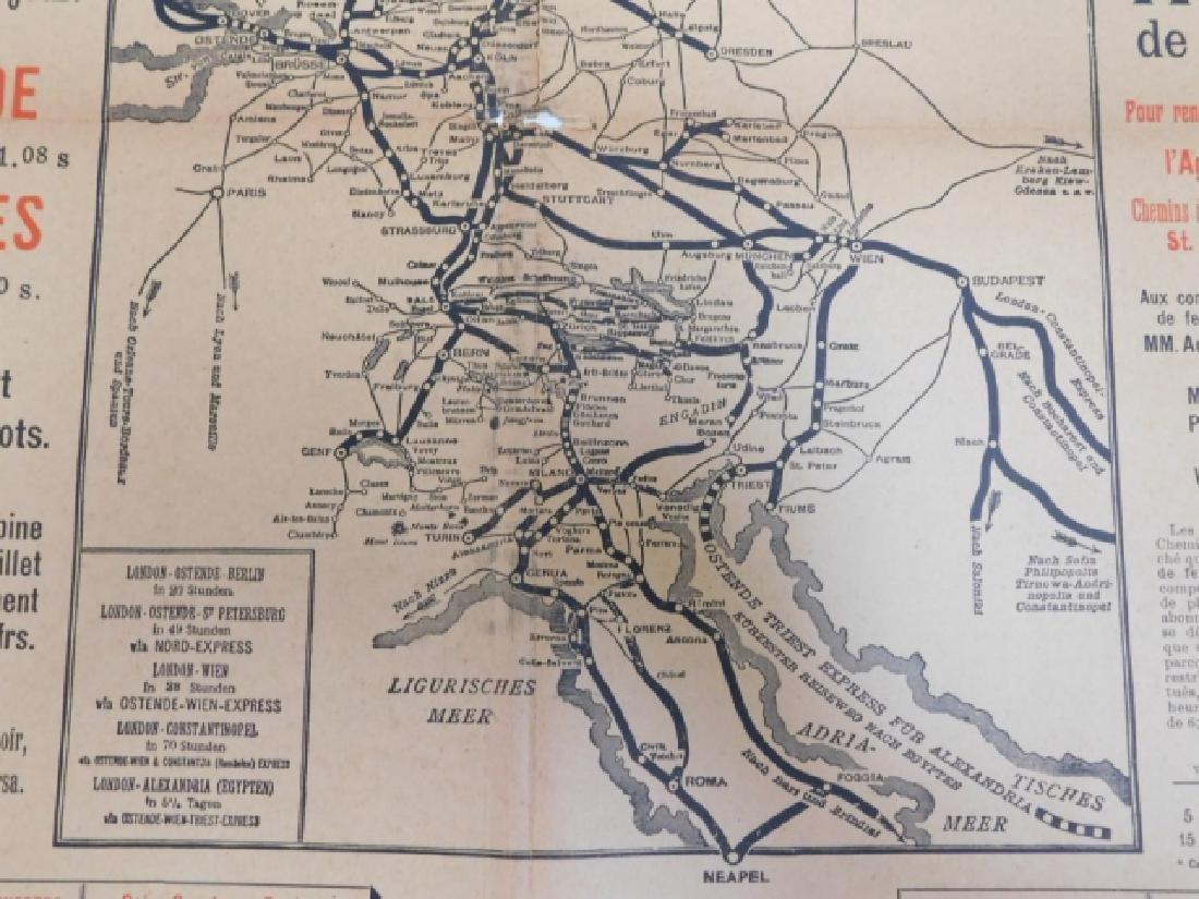 LOT OF ANTIQUE MAPS - 6
