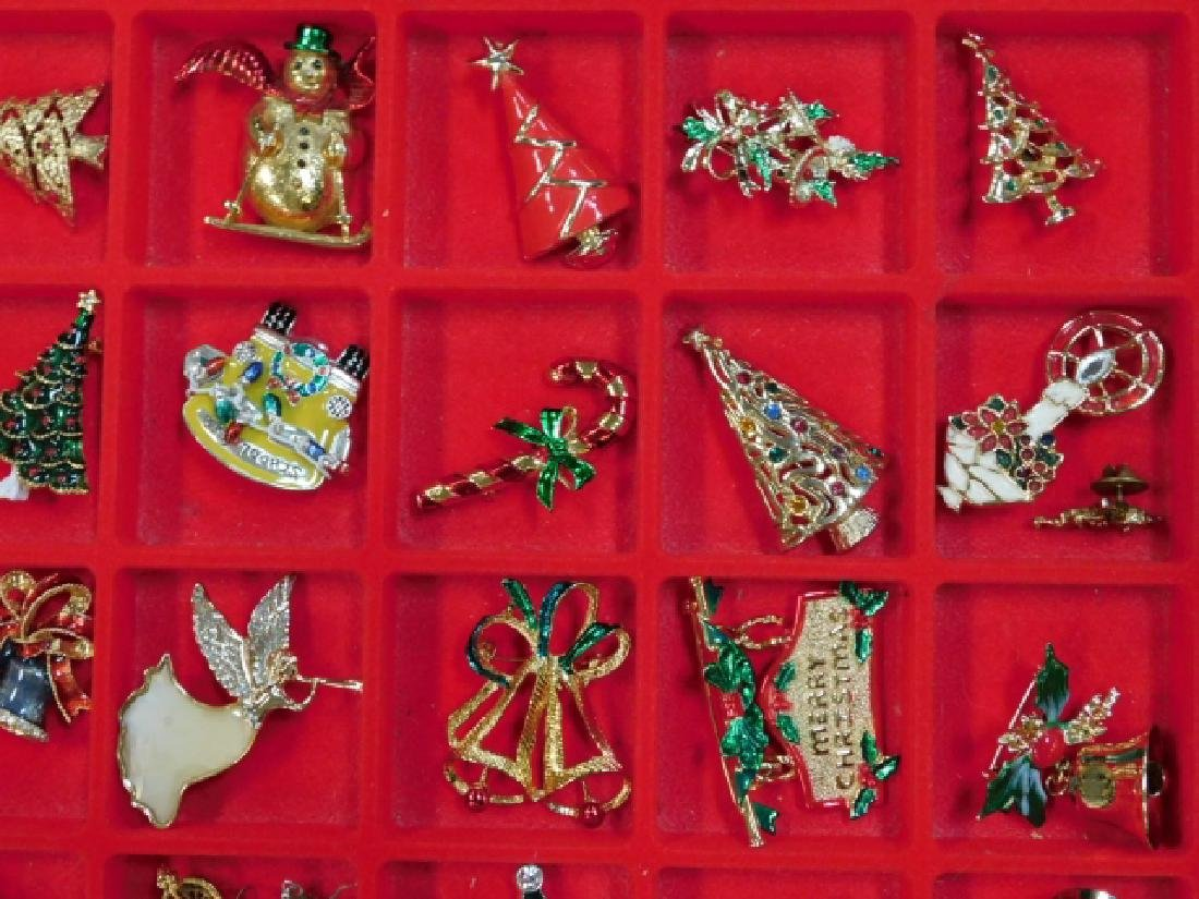 LOT OF COSTUME PINS - 3