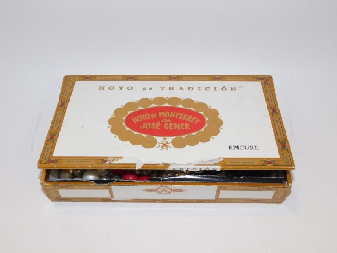 COSTUME JEWELRY WITH BOX - 5