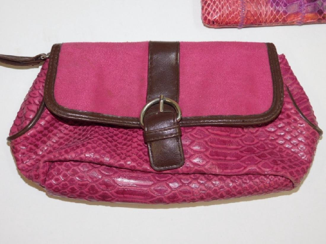 TWO PURSES AND HAND BAG - 4