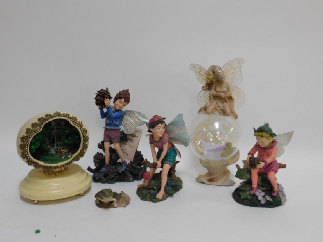 LOT OF WOODLAND FAIRIES AND MORE