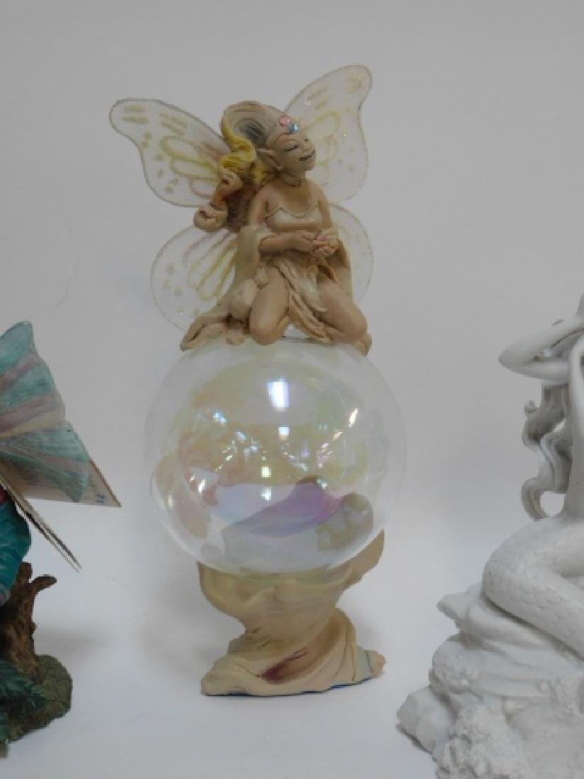 LOT OF WOODLAND FAIRIES AND MORE - 4