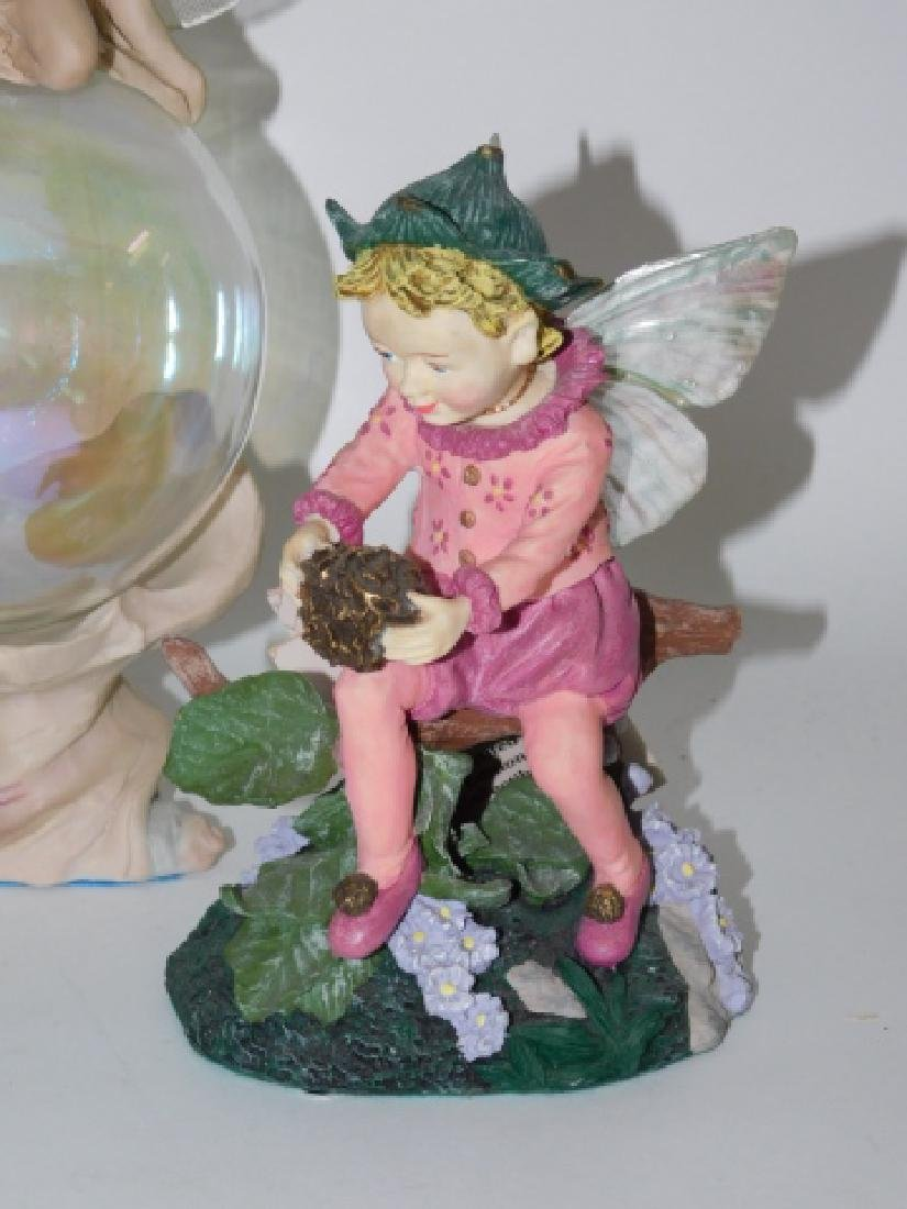 LOT OF WOODLAND FAIRIES AND MORE - 6