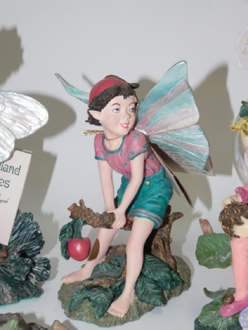 LOT OF WOODLAND FAIRIES AND MORE - 8