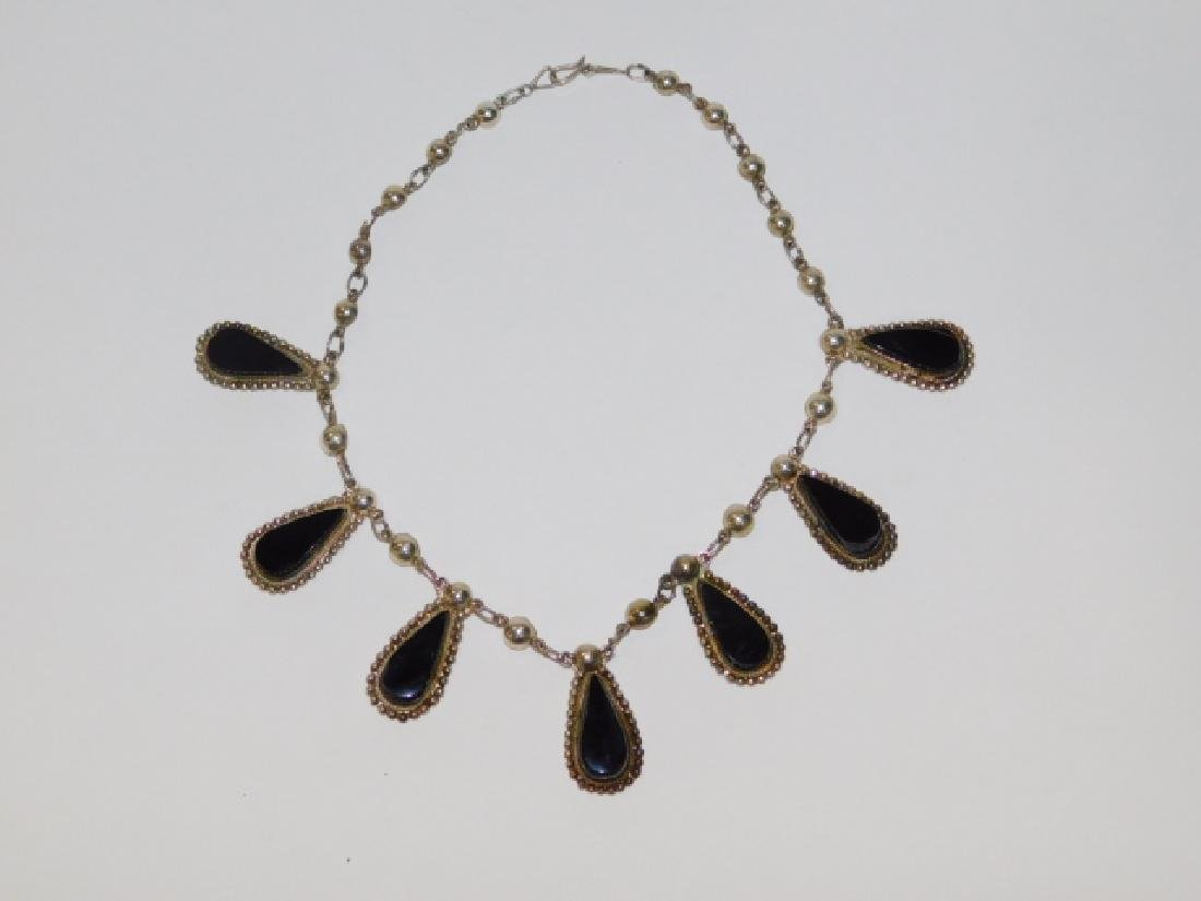 MEXICAN STERLING SILVER NECKLACE - 2
