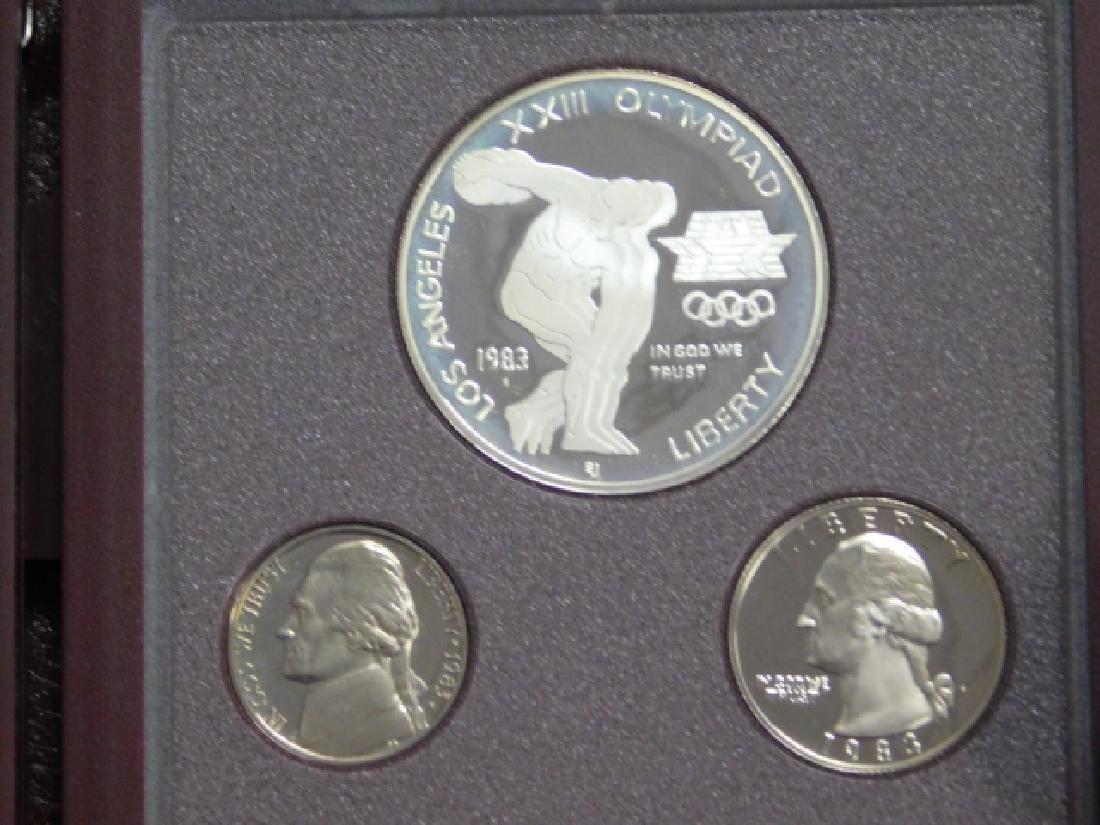 1983 OLYMPIC PRESITIGE SET - 4