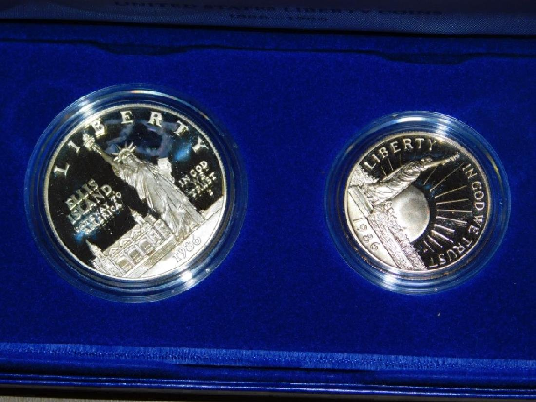 UNITED STATES CONSTITUTION COIN & LIBERTY COINS - 2