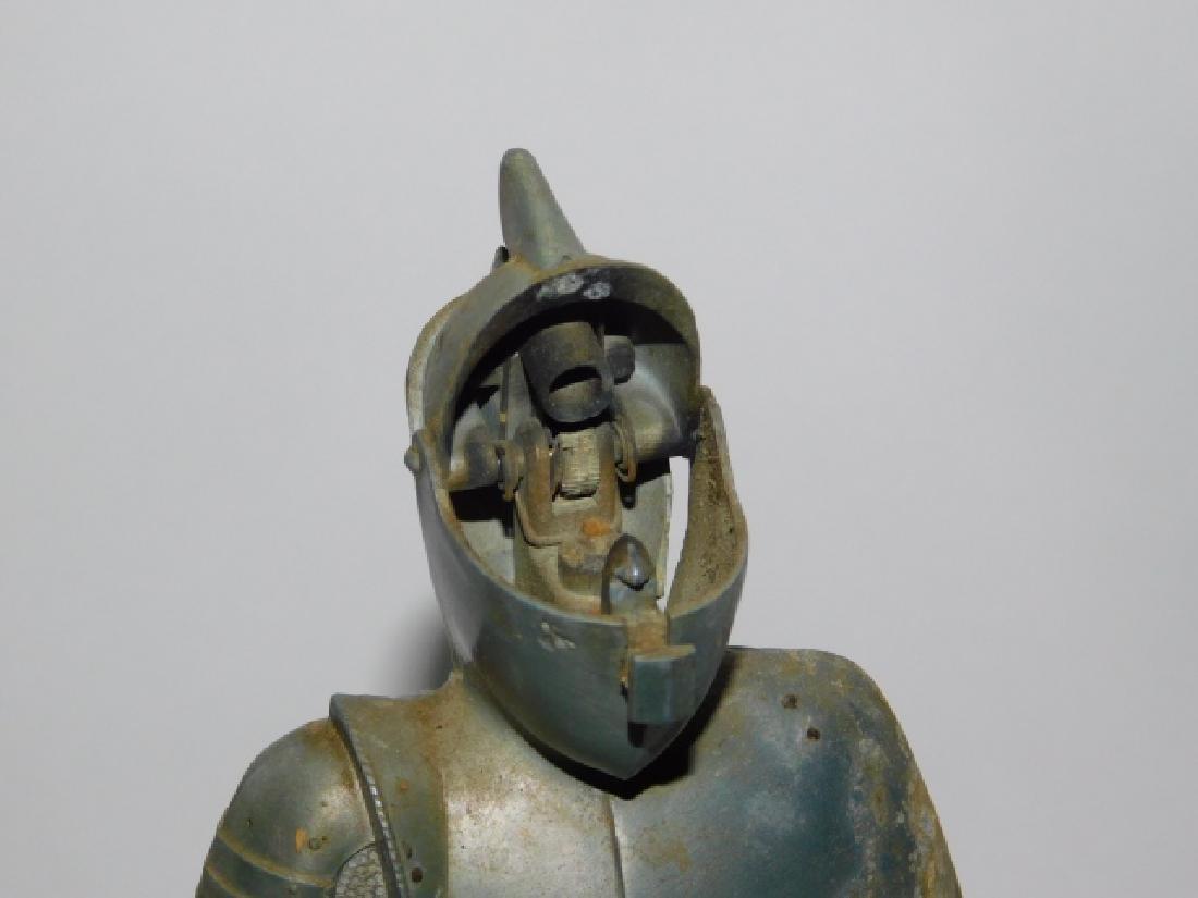 SUIT OF ARMOR CIGARETTE LIGHTER - 3