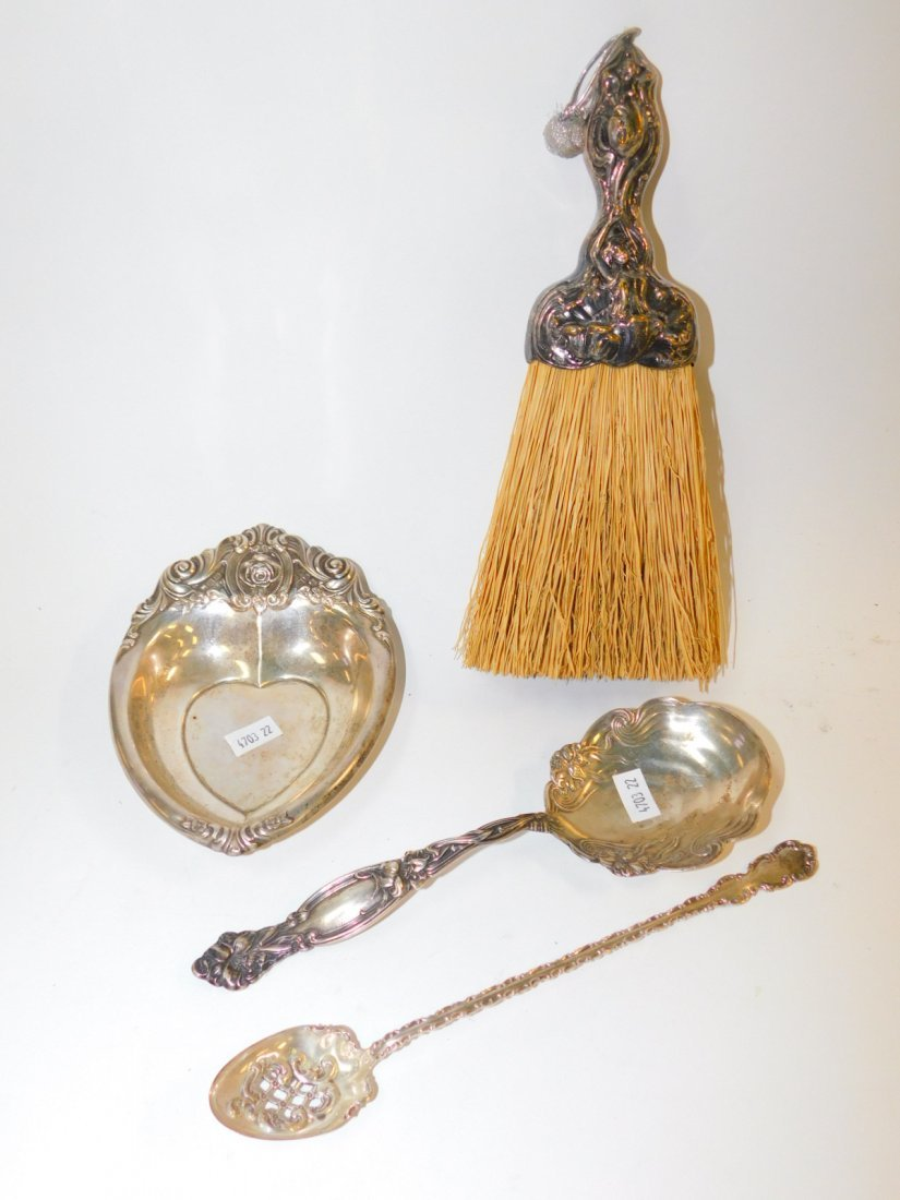 WALLACE STERLING SILVER SERVING PIECES