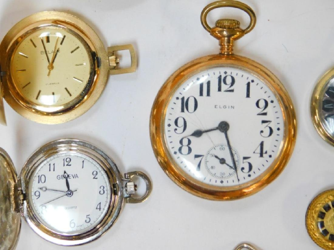 COLLECTION OF VINTAGE POCKET WATCHES - 2