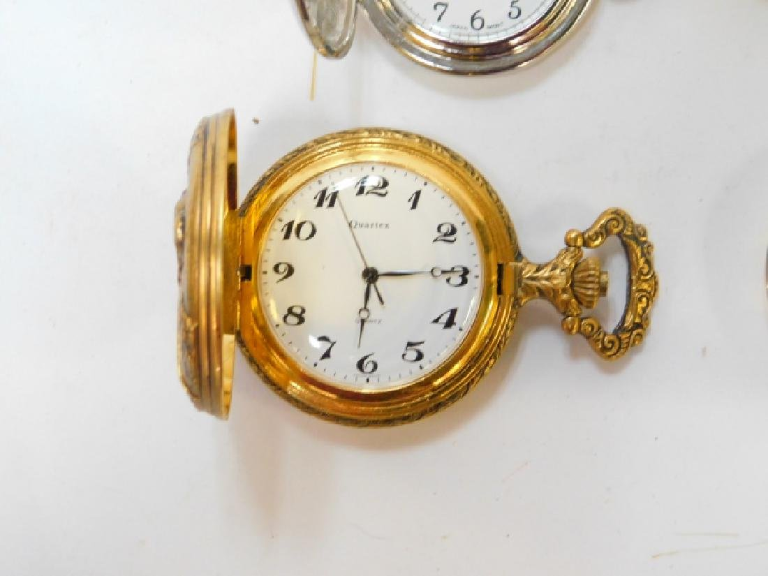 COLLECTION OF VINTAGE POCKET WATCHES - 3