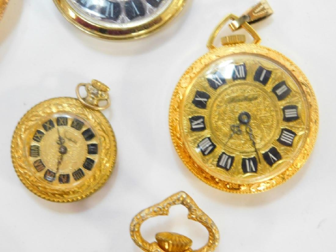 COLLECTION OF VINTAGE POCKET WATCHES - 4