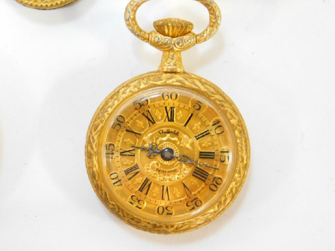 COLLECTION OF VINTAGE POCKET WATCHES - 5