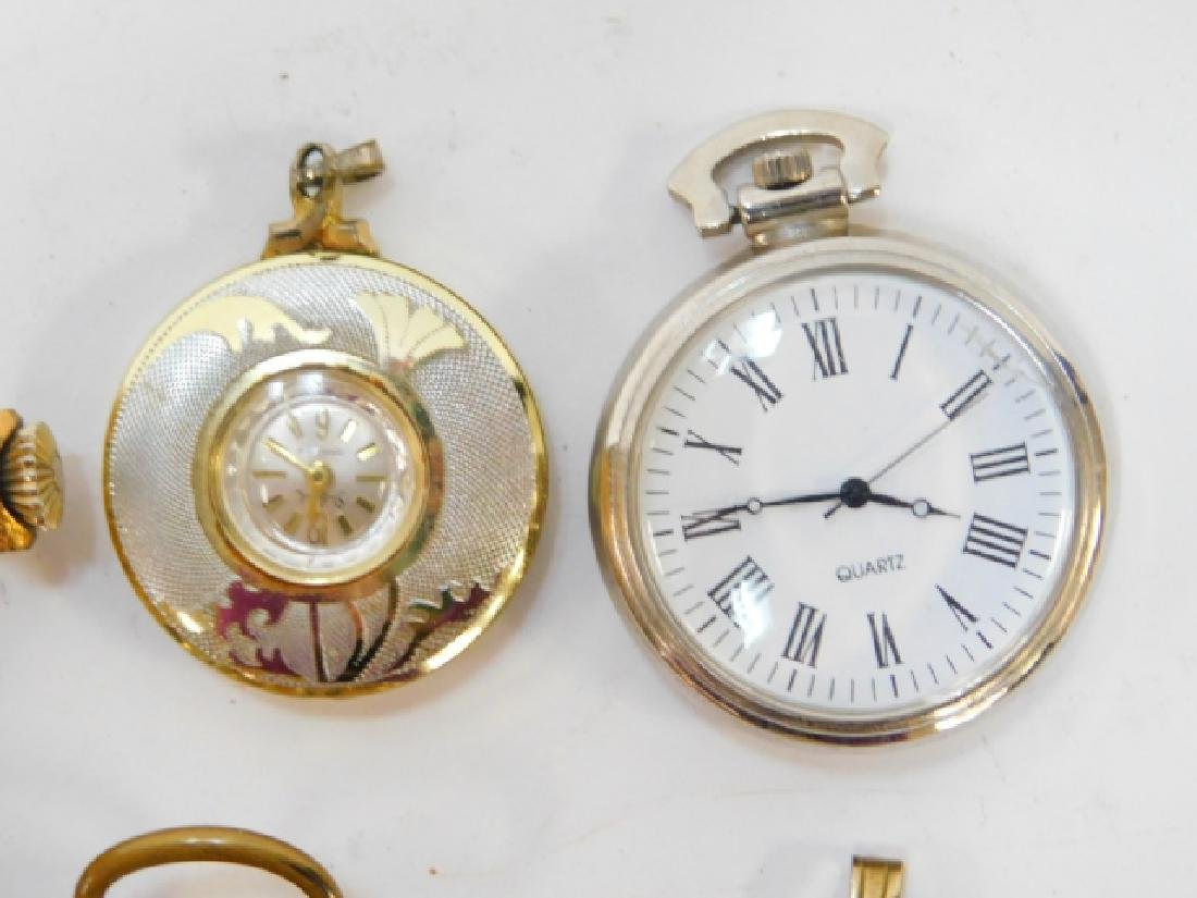 COLLECTION OF VINTAGE POCKET WATCHES - 7