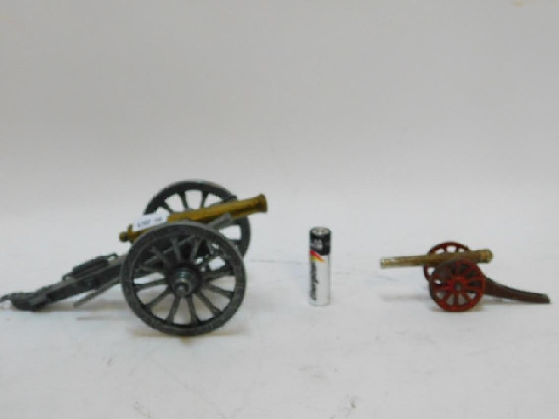 COLLECTION OF  CANNONS - 6