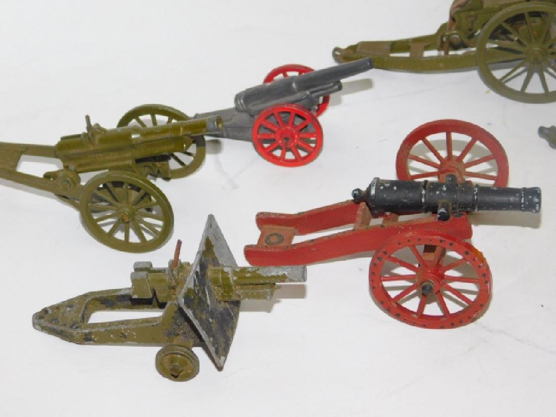 COLLECTION OF CANNONS - 5