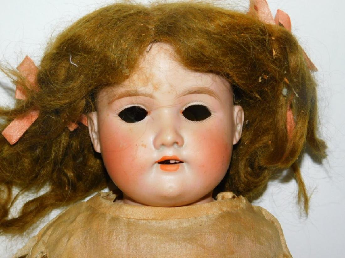 COLLECTION OF GERMAN PORCELAIN DOLLS AND MORE - 2