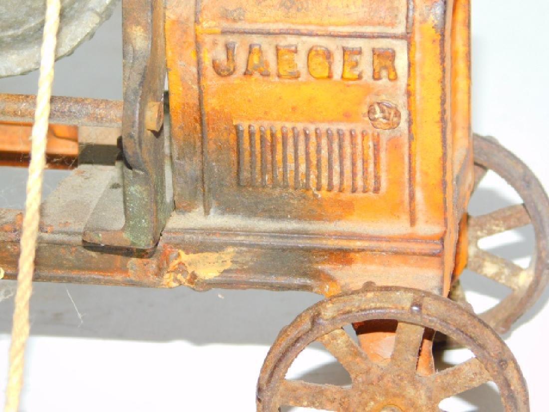 JAEGER CEMENT TRACTOR - 2