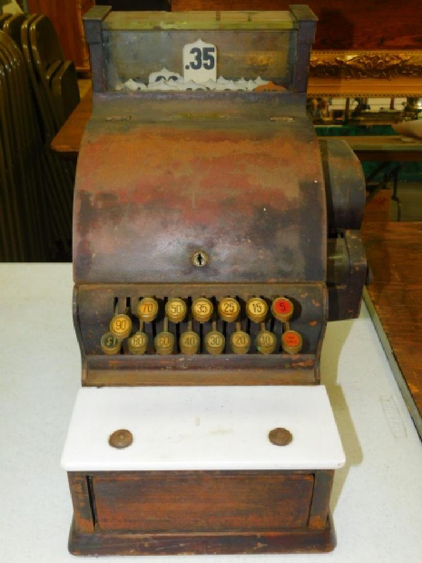 NATIONAL 717 CASH REGISTER