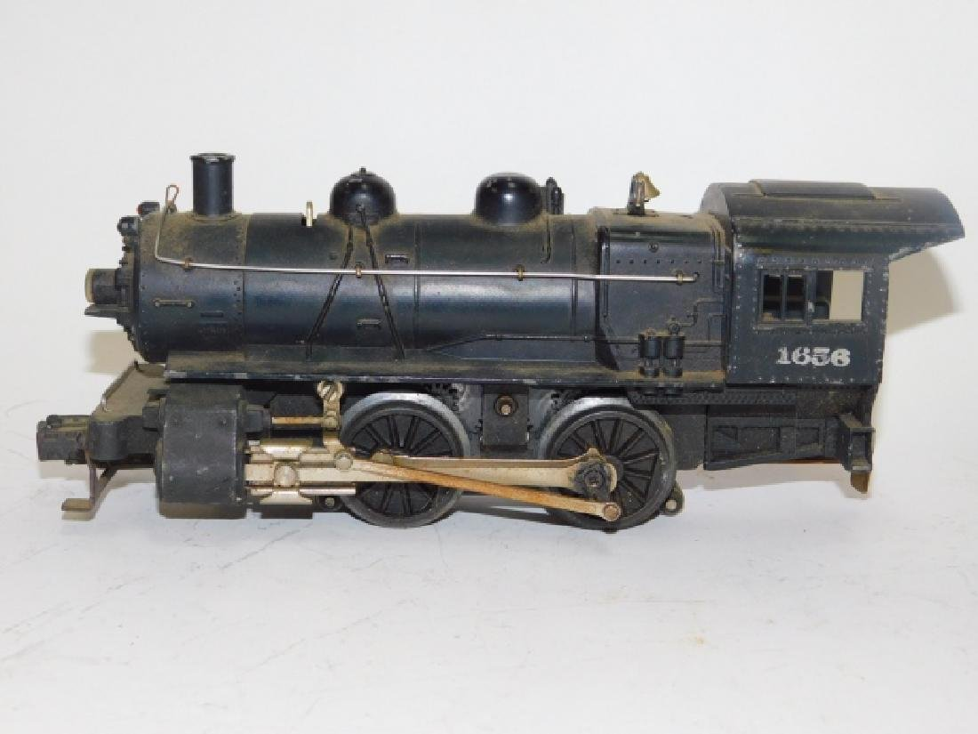 LOT OF LIONEL LOCOMOTIVES AND TRAIN CARS - 2