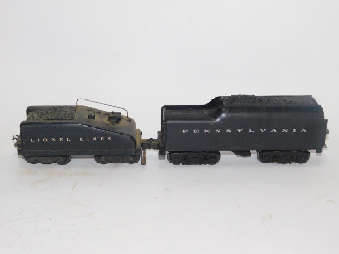LOT OF LIONEL LOCOMOTIVES AND TRAIN CARS - 6