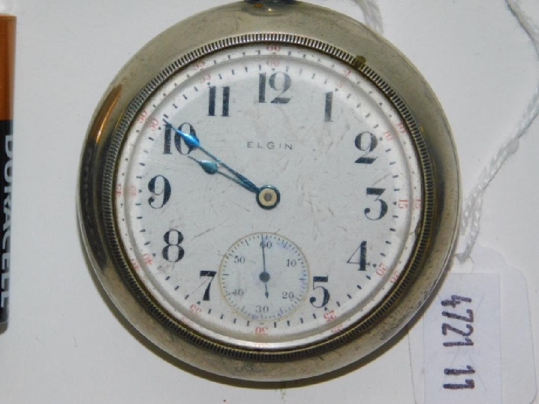 ELGIN POCKET WATCH - 2