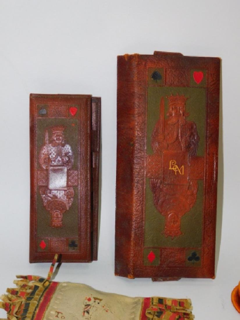 GANJIFA PLAYING CARDS WITH CASES - 2