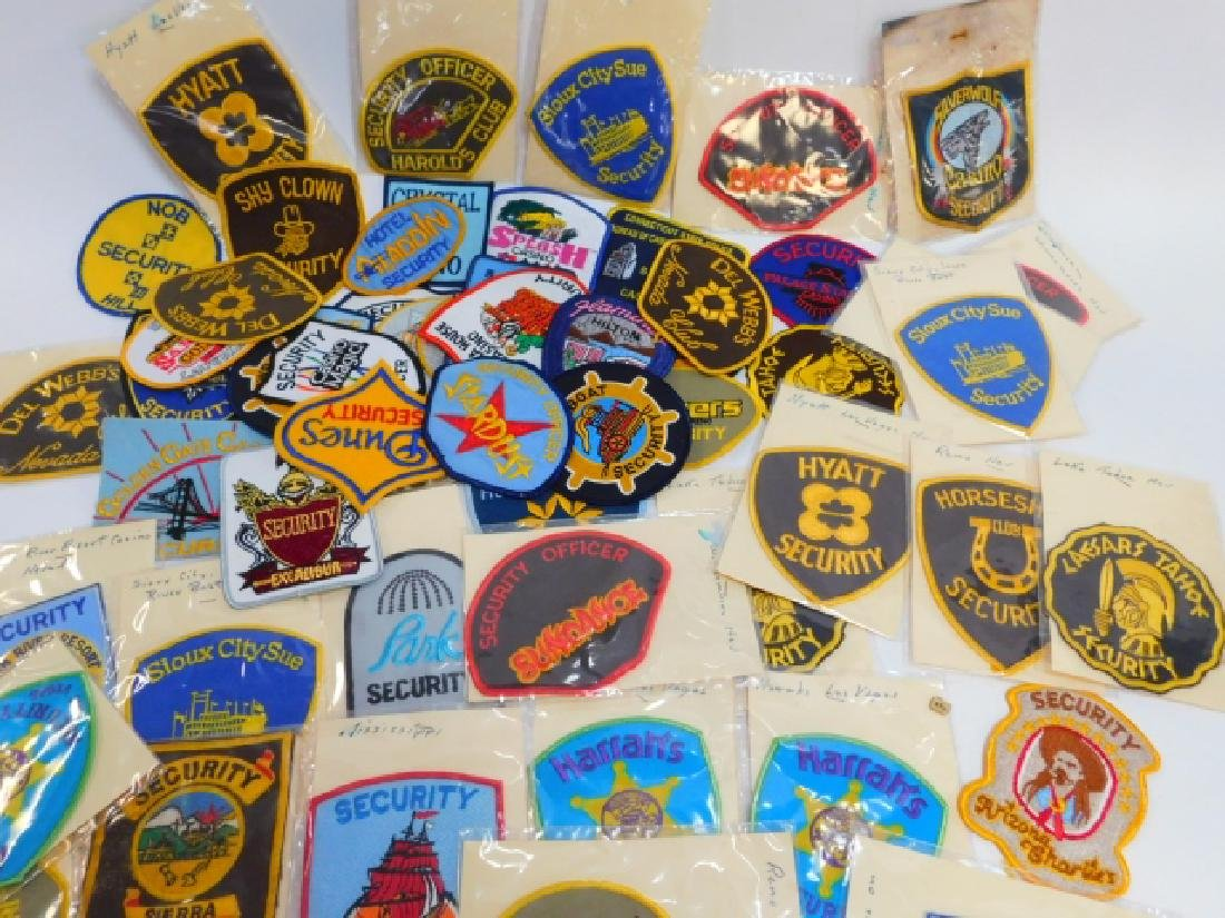 CASINO BADGE COLLECTION