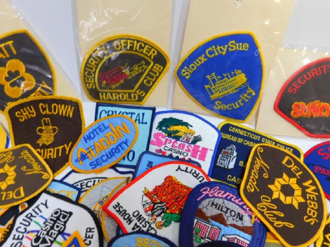 CASINO BADGE COLLECTION - 3