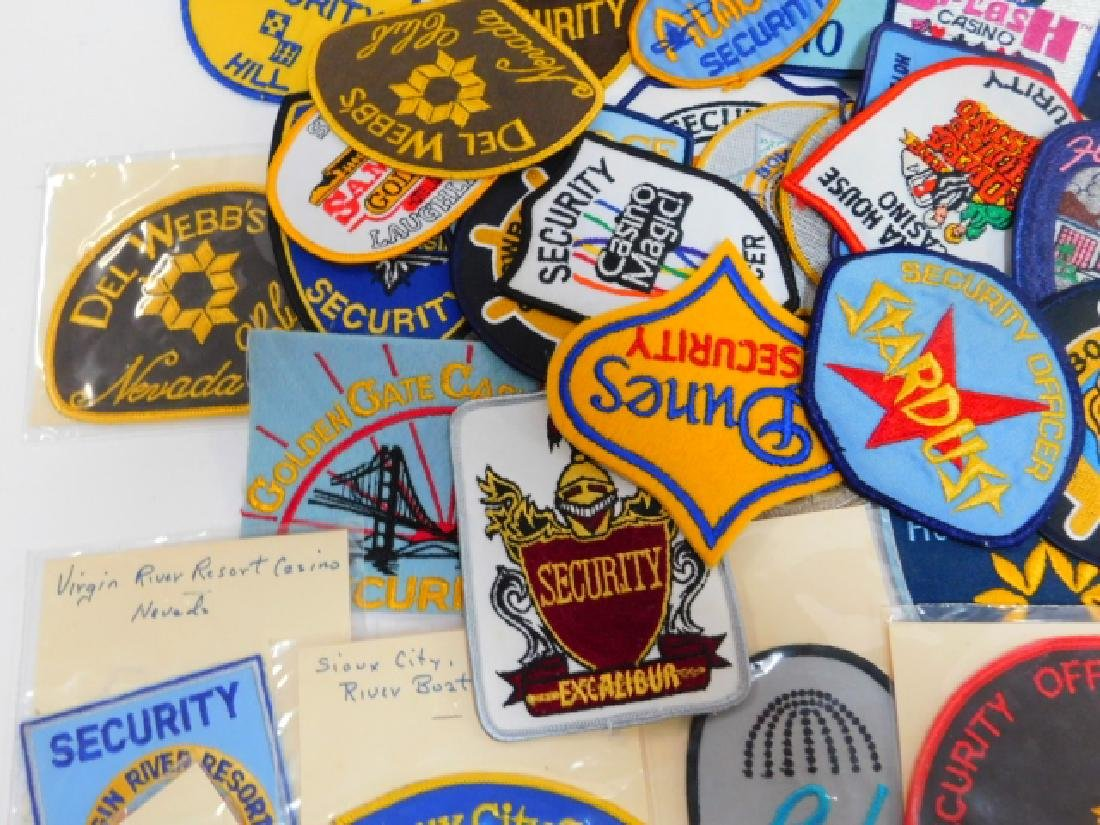 CASINO BADGE COLLECTION - 4