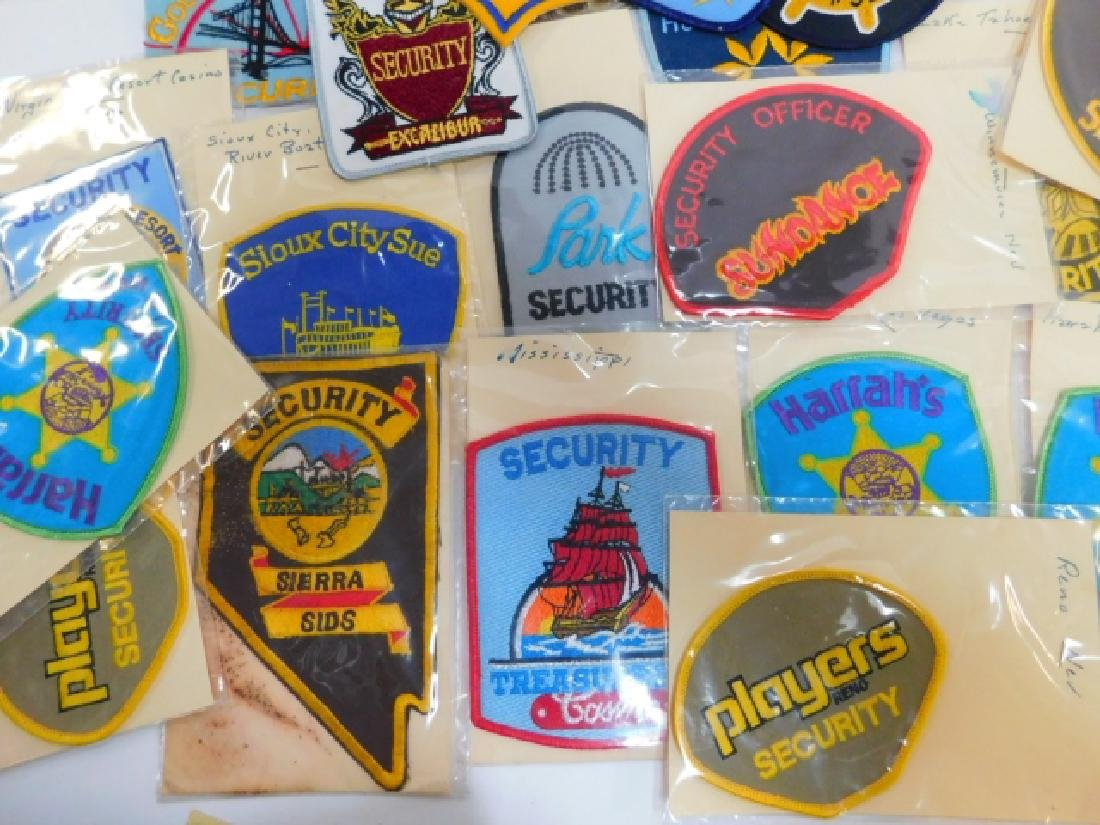 CASINO BADGE COLLECTION - 5