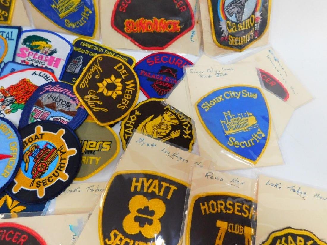 CASINO BADGE COLLECTION - 6