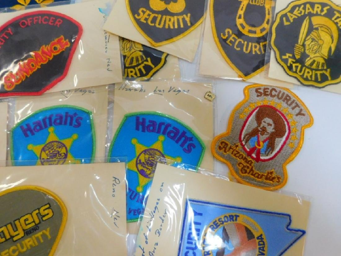 CASINO BADGE COLLECTION - 7