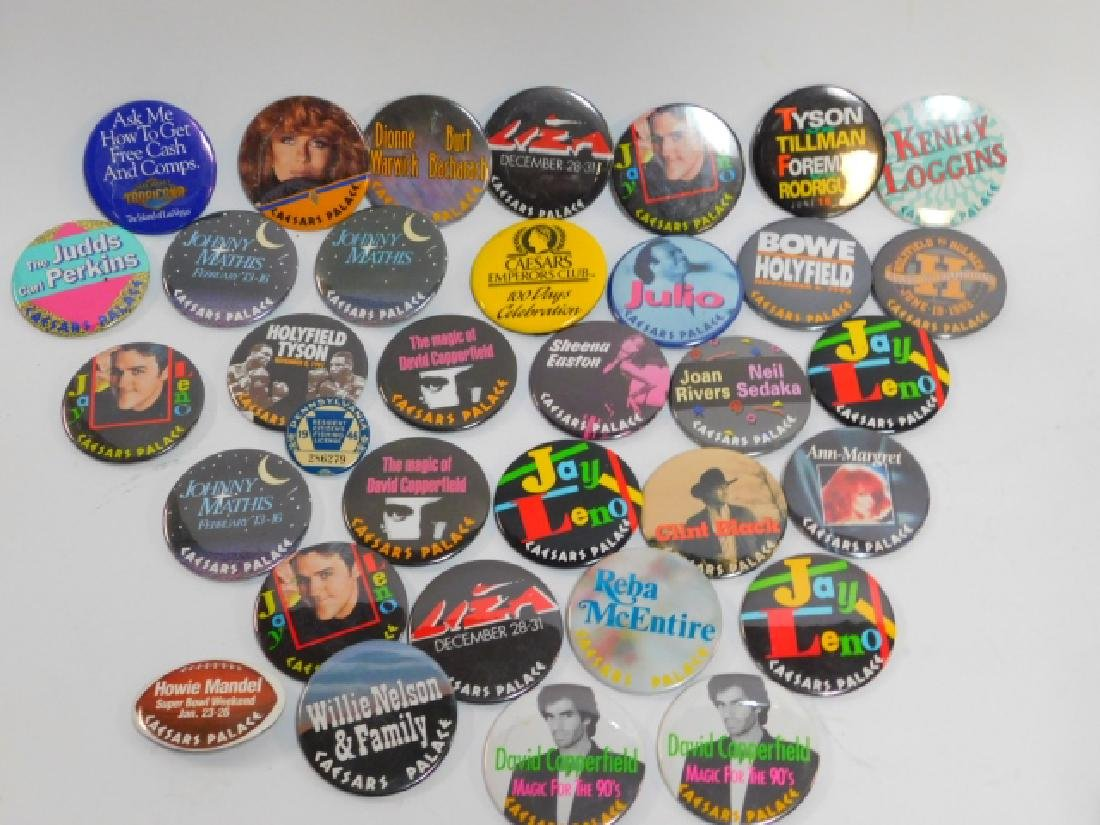 CASINO PIN COLLECTION